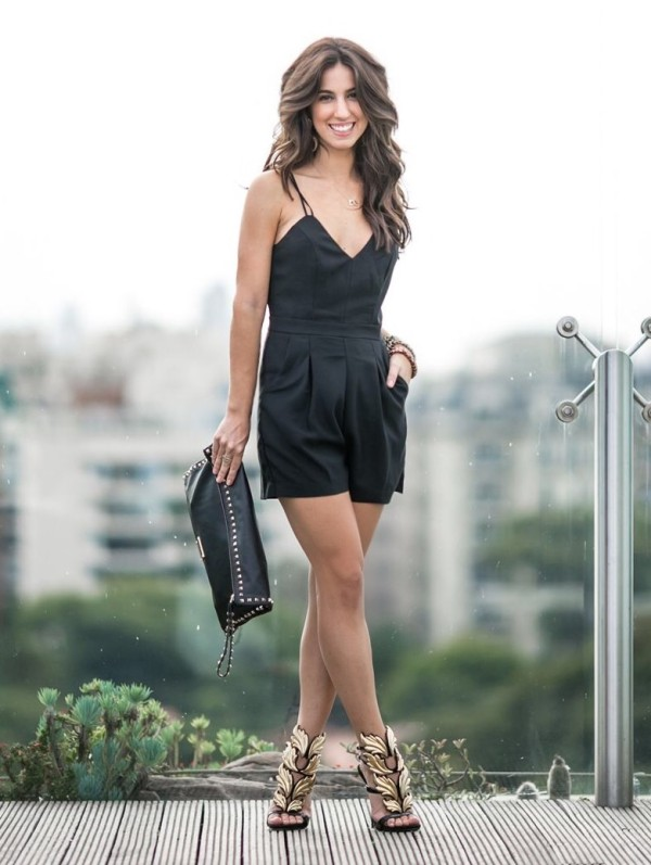 Luiza Sobral Look of the Day SPFW