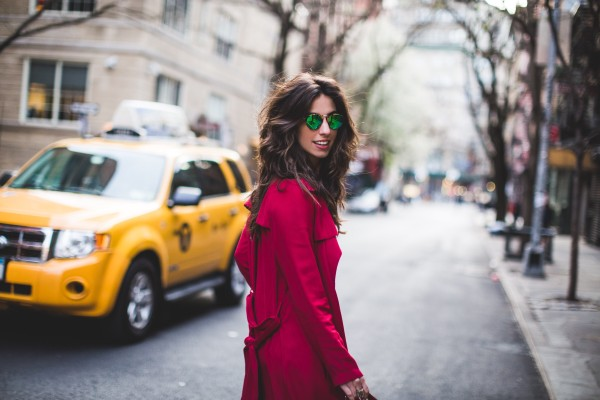 Luiza Sobral Look of the Day New York