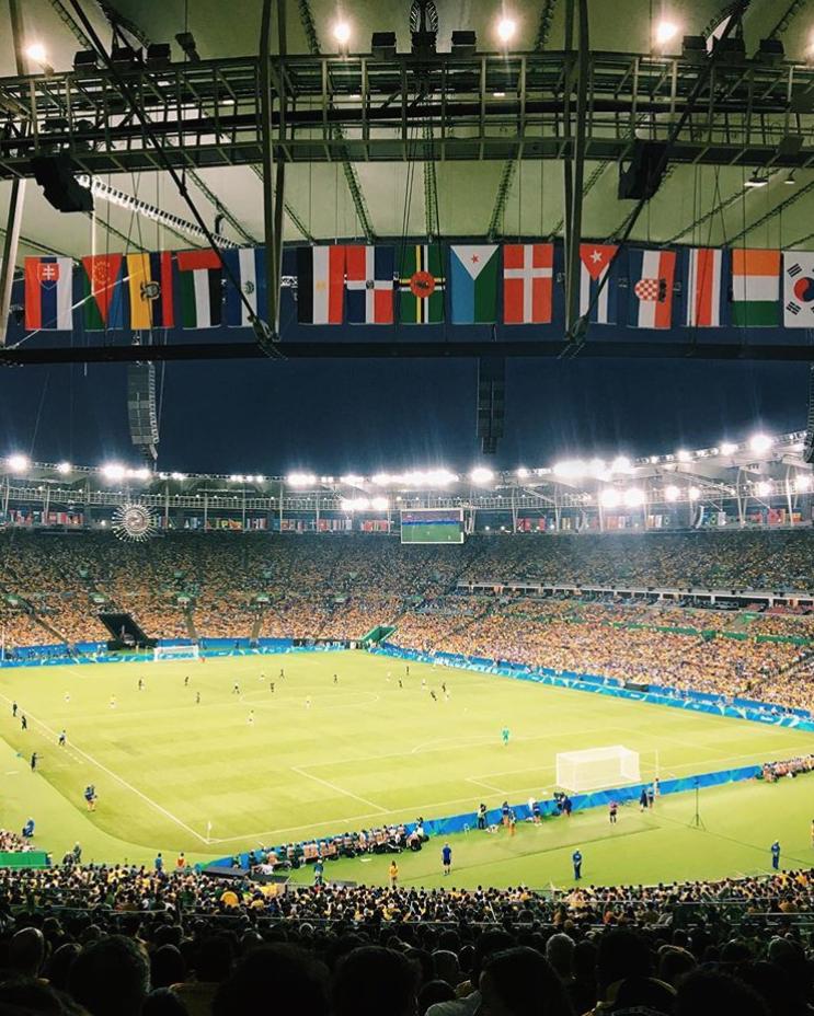 final futebol brasil x alemanha rio2016