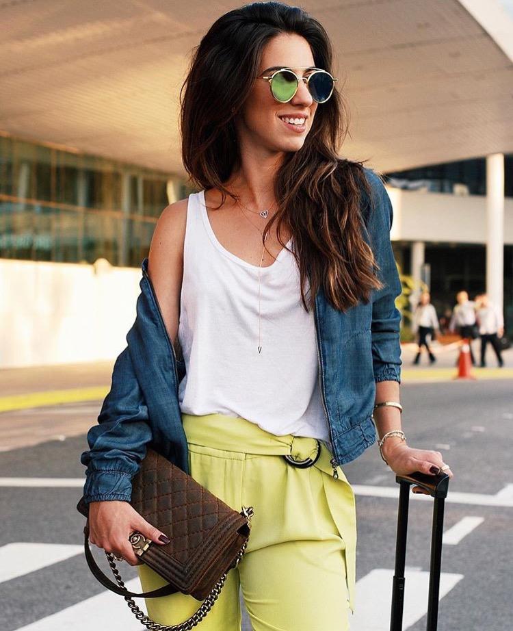 Aerolook Airport Style Luiza Sobral 1