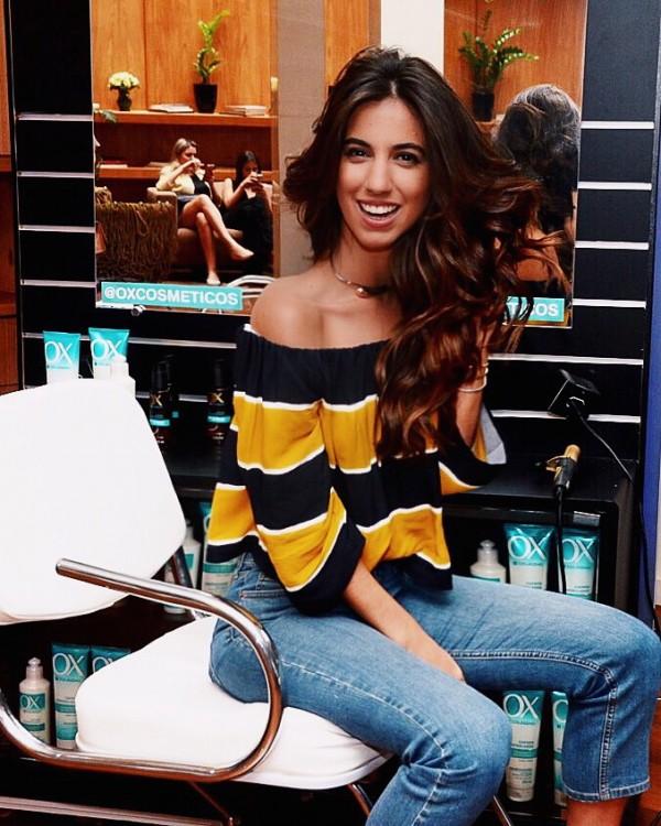 Luiza Sobral dicas de cabelo