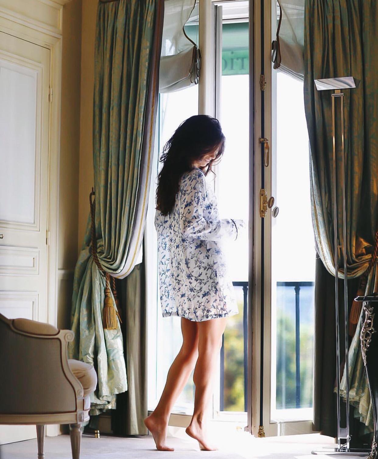 Luiza Sobral Le Meurice Paris 2016