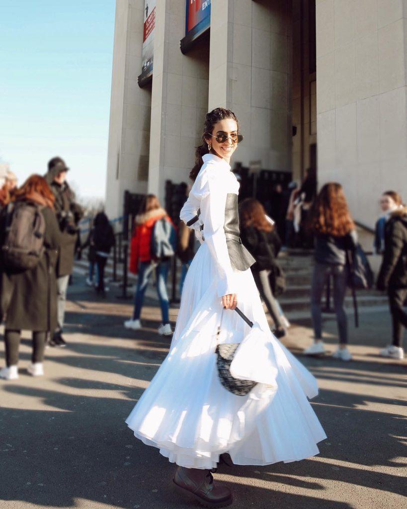Luiza Sobral Haute Couture Semana de Moda Paris Fashion Week 2019